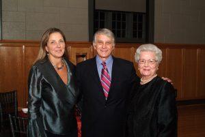 Barbara Marshall with Kathleen Collins and Herb Kohn, 2006